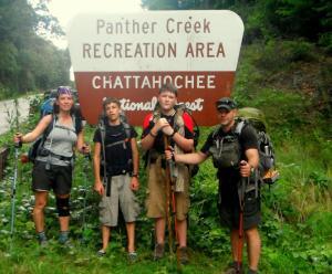 Summer 2012 - Panther Creek