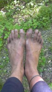 Frodo's Hobbit Feet