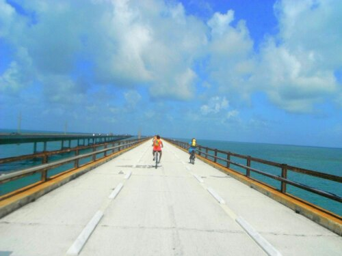 Old 7 Mile Bridge