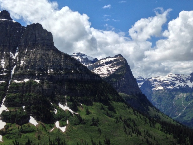The Crown of the Continent – Glacier NP